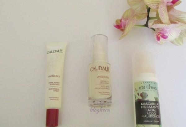 Productos para piel deshidratada